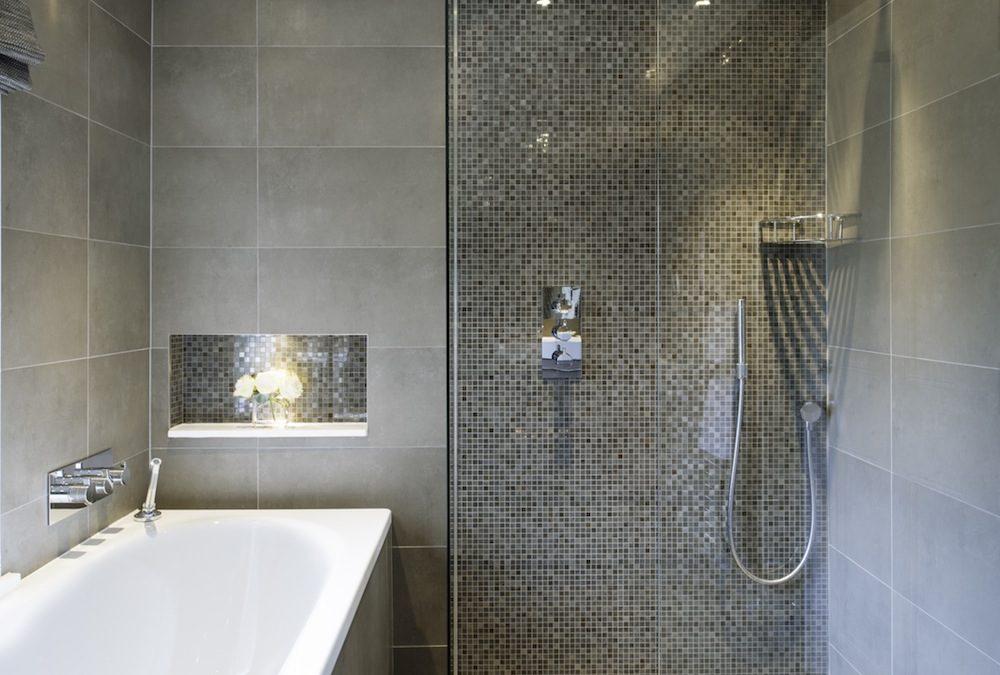 The Mosaic Shower - S P A C E S